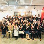 子どもたちをリコーダー大好きに!「Teachers」の活動をHiroshima Creative Cafeで発表