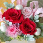 大切な方の門出に花を贈りました!かとう花店様ありがとうございました